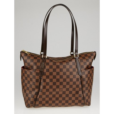 Louis Vuitton Damier Canvas Totally MM Bag