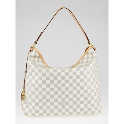 Louis Vuitton Damier Azur Canvas Delightful MM NM Bag