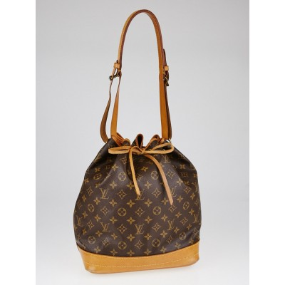 Louis Vuitton Monogram Canvas Large Noe Bag