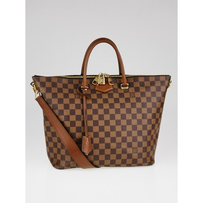Louis Vuitton Damier Canvas Belmont Bag