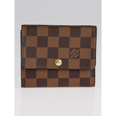 Louis Vuitton Damier Canvas Anais Wallet