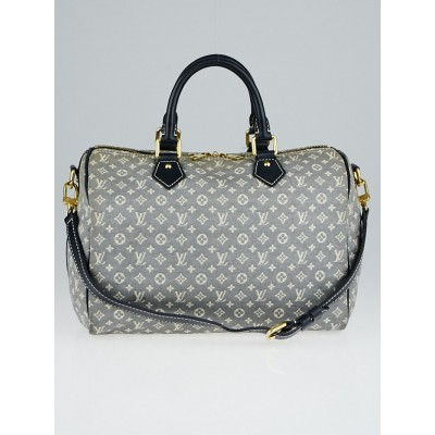 Louis Vuitton Encre Idylle Monogram Speedy Bandouliere 30 Bag