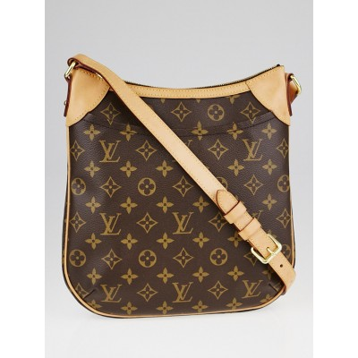 Louis Vuitton Monogram Canvas Odeon PM Bag