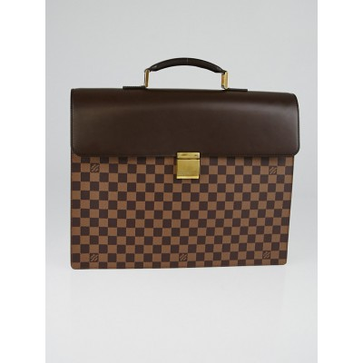 Louis Vuitton Damier Canvas Altona GM Briefcase Bag
