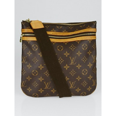 Louis Vuitton Monogram Canvas Bosphore Pochette Messenger Bag