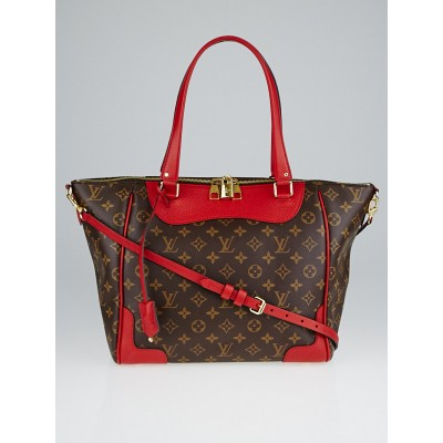 Louis Vuitton Monogram Canvas Cerise Estrela MM NM Bag