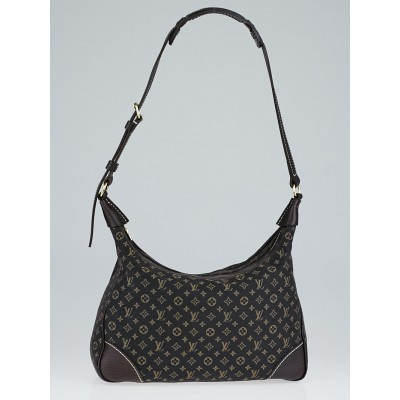 Louis Vuitton Ebene Monogram Idylle Canvas Boulogne Bag