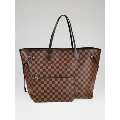 Louis Vuitton Damier Canvas Neverfull GM NM Bag
