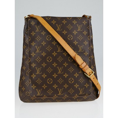 Louis Vuitton Monogram Canvas Musette Salsa Bag