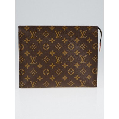 Louis Vuitton Monogram Canvas Poche Toilette 26 Cosmetic Pouch