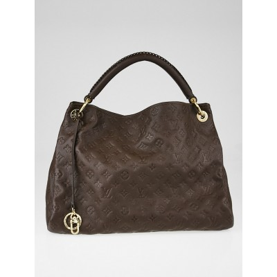 Louis Vuitton Terre Monogram Empreinte Artsy MM Bag