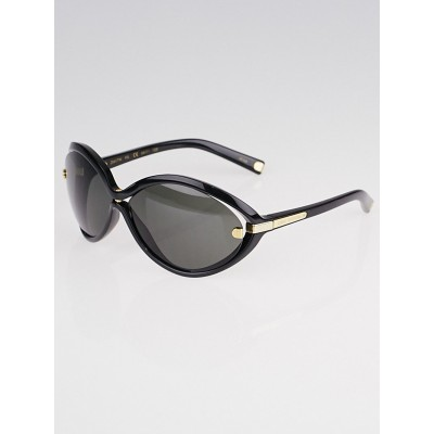 Louis Vuitton Black Acetate Frame Laurel Sunglasses Z0417W