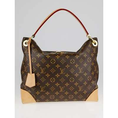 Louis Vuitton Monogram Canvas Berri PM Bag