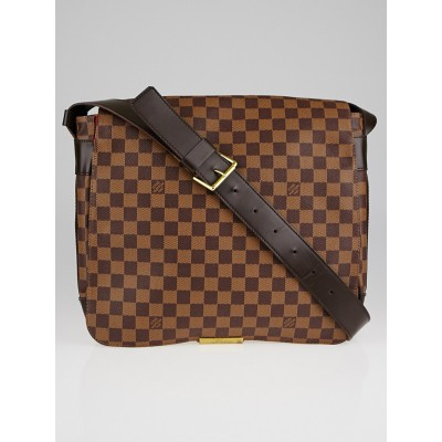 Louis Vuitton Damier Canvas Bastille Messenger Bag