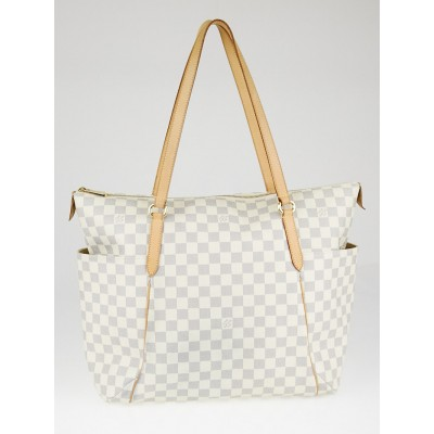 Louis Vuitton Damier Azur Canvas Totally GM Bag