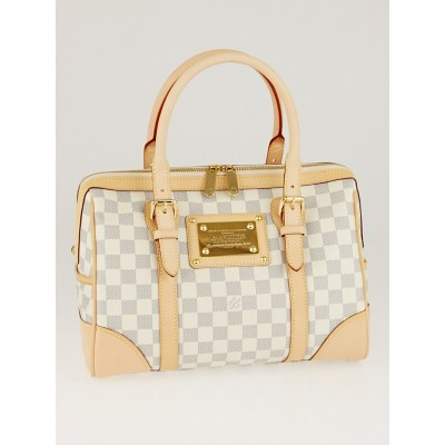 Louis Vuitton Damier Azur Canvas Berkeley Bag