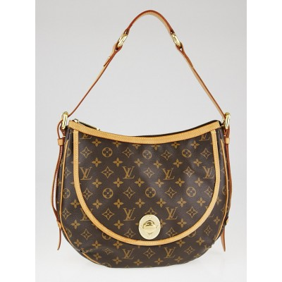 Louis Vuitton Monogram Canvas Tulum GM Bag
