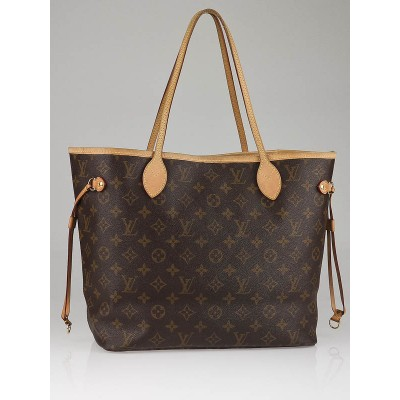 Louis Vuitton Monogram Canvas Neverful MM Bag