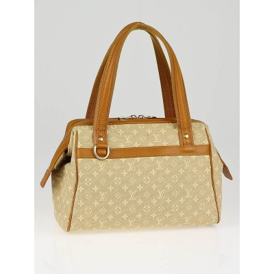 Louis Vuitton Beige Monogram Mini Lin Josephine PM Bag