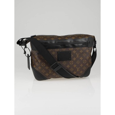 Louis Vuitton Monogram Canvas Waterproof Messenger Bag