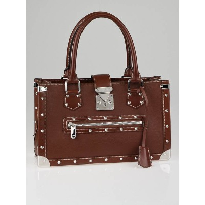 Louis Vuitton Sienne Suhali Leather Le Fabuleux Bag