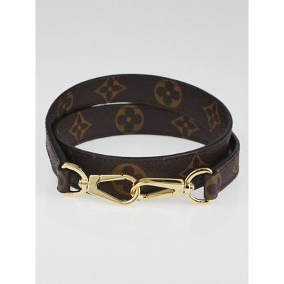 Louis Vuitton Monogram Canvas Montaigne MM Strap