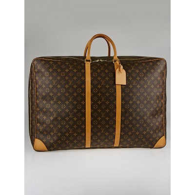 Louis Vuitton Monogram Canvas Sirius 70 Soft Sided Suitcase
