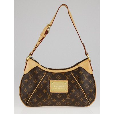 Louis Vuitton Monogram Canvas Thames PM Bag