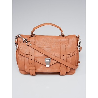 Proenza Schouler Dune Leather Medium PS1 Satchel Bag