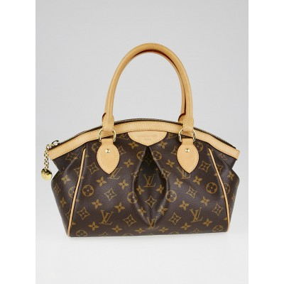 Louis Vuitton Monogram Canvas Tivoli PM Bag