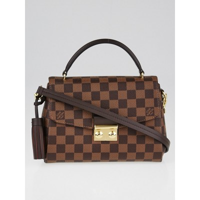 Louis Vuitton Damier Canvas Croisette Bag