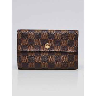 Louis Vuitton Damier Canvas Alexandra Wallet