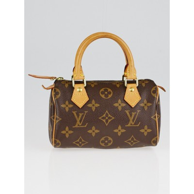 Louis Vuitton Monogram Canvas Mini HL Bag