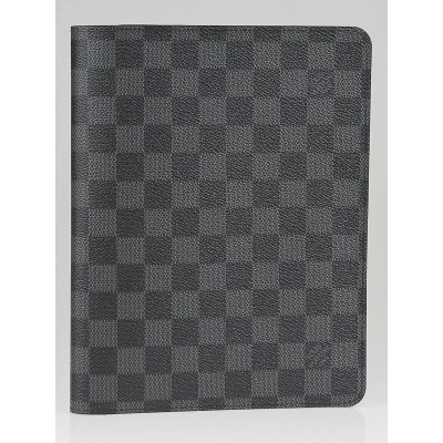Louis Vuitton Damier Graphite Canvas Desk Agenda Cover