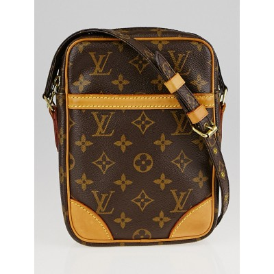 Louis Vuitton Monogram Canvas Danube Bag