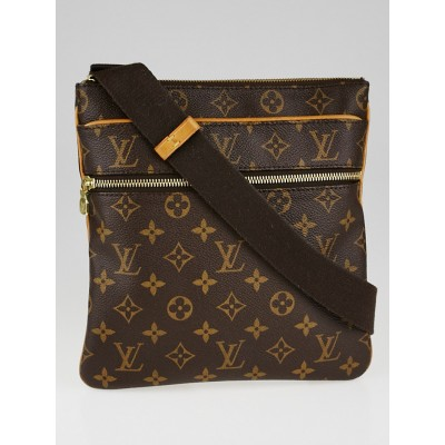 Louis Vuitton Monogram Canvas Valmy Pochette Bag