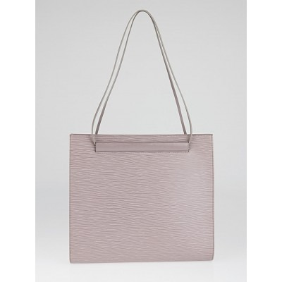 Louis Vuitton Lilac Epi Leather Saint Tropez Bag