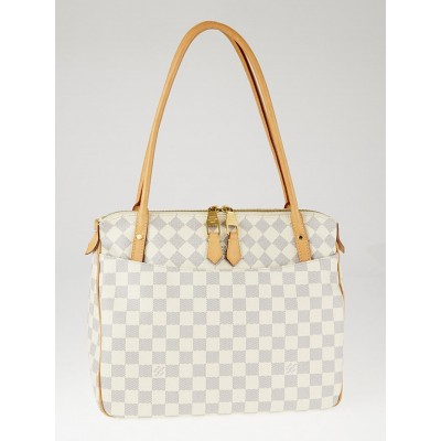 Louis Vuitton Damier Azur Canvas Figheri PM Bag