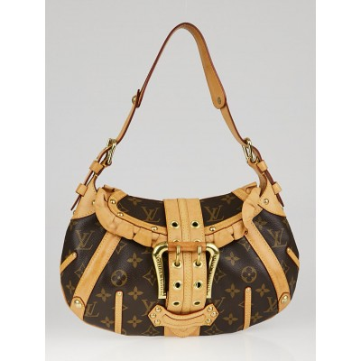 Louis Vuitton Limited Edition Monogram Canvas Leonor Bag