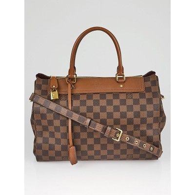Louis Vuitton Damier Canvas Greenwich Tote Bag