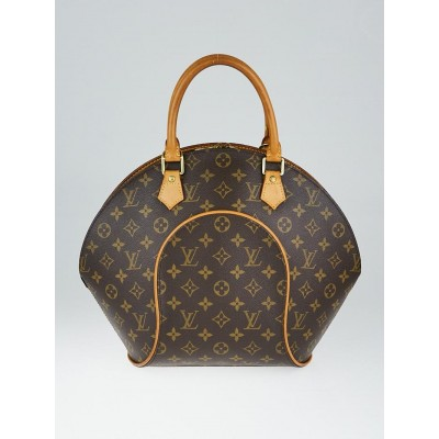 Louis Vuitton Monogram Canvas Ellipse MM Bag