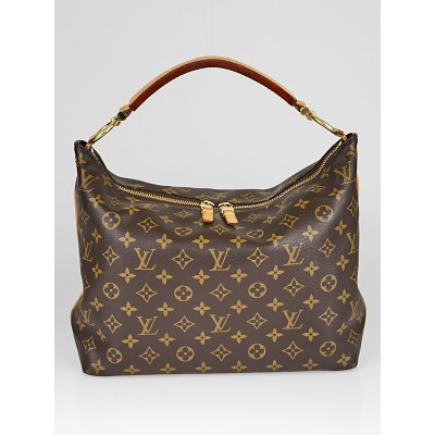 Louis Vuitton Monogram Canvas Sully PM Bag