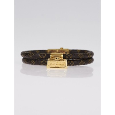 Louis Vuitton Monogram Canvas Petite Malle Bracelet