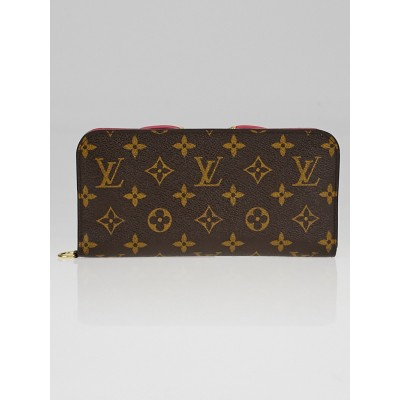 Louis Vuitton Monogram Canvas Grenade Insolite Wallet