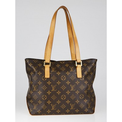 Louis Vuitton Monogram Canvas Cabas Piano Bag