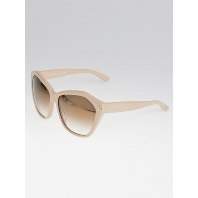Tom Ford Pink Plastic Frame Angelina Sunglasses-TF317