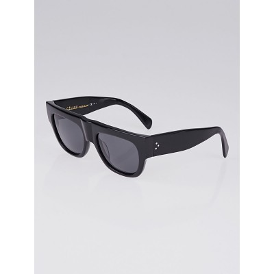 Celine Black Acetate Sunglasses - CL41037