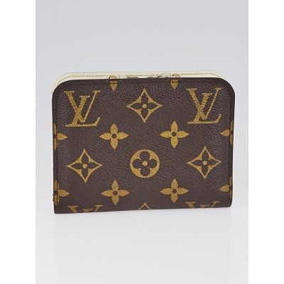 Louis Vuitton Monogram Canvas Insolite Compact Wallet