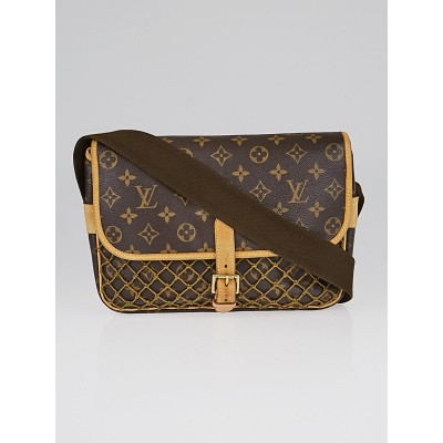 Louis Vuitton Monogram Canvas Congo PM Messenger Bag