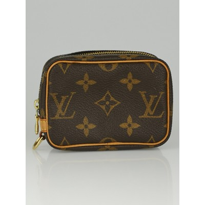 Louis Vuitton Monogram Canvas Wapity Case w/o Strap